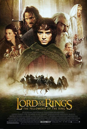 The Lord Of The Rings -- The Fellowship Of The Ring